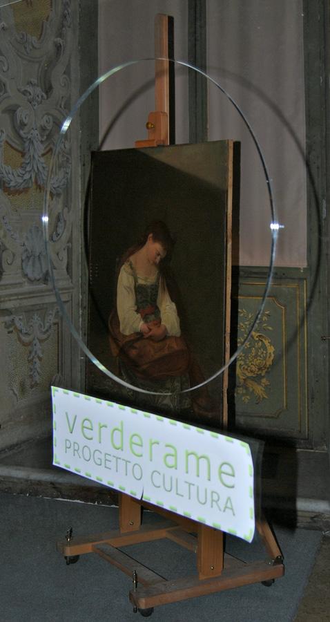 La Maddalena di Caravaggio nel cantiere di restauro