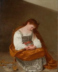 La Maddalena dopo l'intervento conservativo